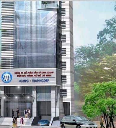 Cao Ốc Văn Phòng Tradincorp Building