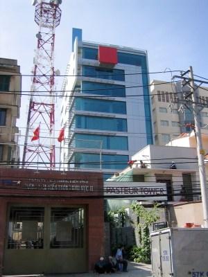 Dự án bất động sản Pasteur Tower