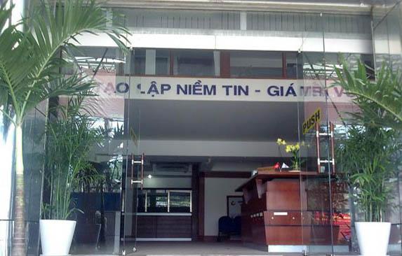 Dự án bất động sản Lộc Lê office