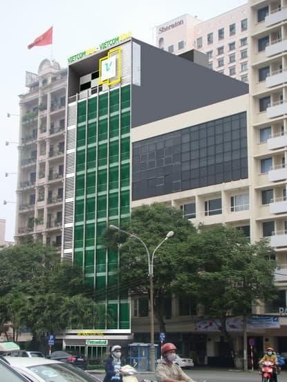 Dự án bất động sản Vietcombank Office building