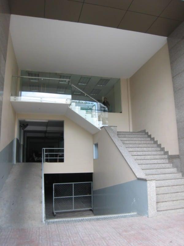 Cao ốc văn phòng Nhất Nghệ Building