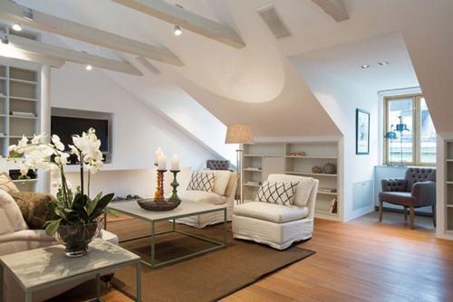 Những ý tưởng thiết kế nội thất phòng khách để nâng cao chất lượng lối sống của bạn phần 6