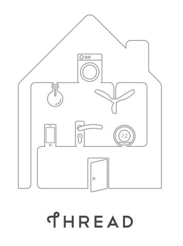 """Samsung và Nest cùng nhau phát triển kết nối """"Thread"""" cho đồ gia dụng thông minh"""