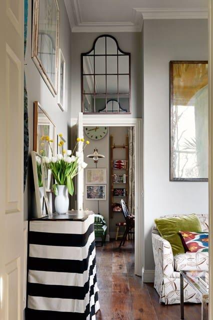 Nội thất nhà ở- Nội thất phòng khách nhỏ xinh
