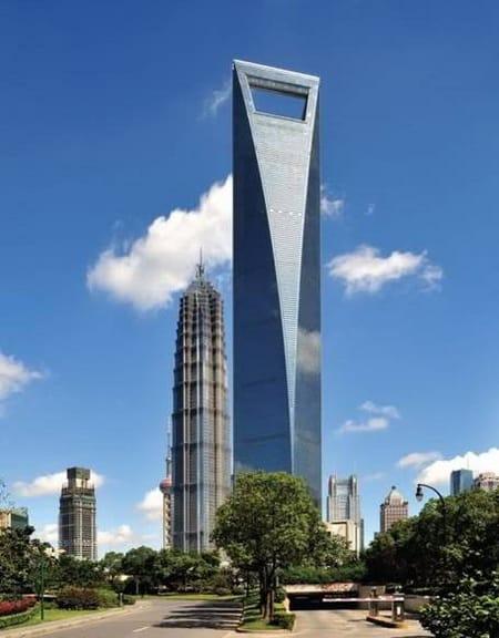 10 tòa nhà cao ngất có thiết kế độc đáo.