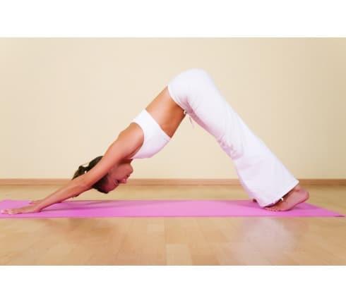 Động tác yoga chữa gai cột sống vùng cổ