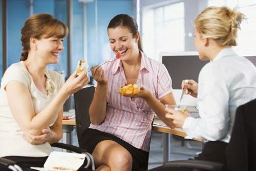 Chia sẻ cho phụ nữ công sở 7 mẹo giảm cân cực hay
