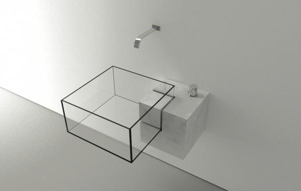Trang trí nội thất nhà ở với những chiếc bồn rửa độc đáo phần 2
