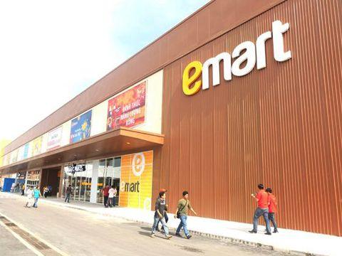 Dự án Trung tâm thương mại E-Mart