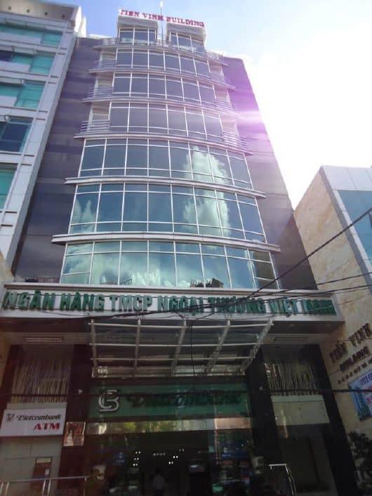 Dự Án Bất Động Sản Cao Ốc Văn Phòng Tiến Vinh Building