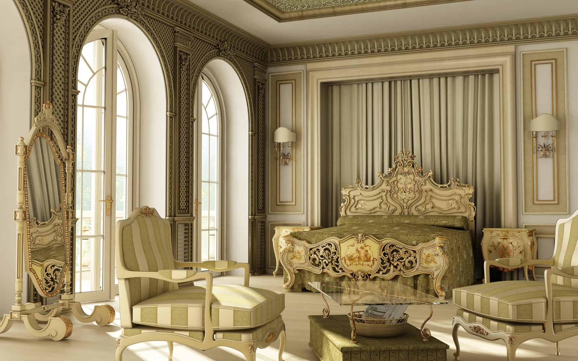 Tìm hiểu phong cách thiết kế nội thất cổ điển