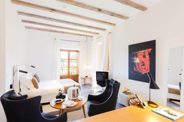 Khách sạn và SPA Son Brull – Forteza Aparicio Interiores, Mallorca – Tây Ban Nha