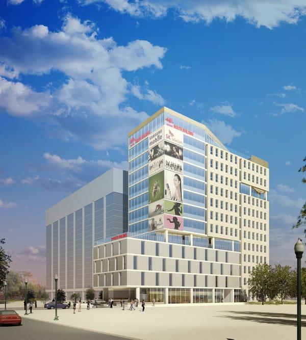 Dự án bất động sản Hà Đô South Building