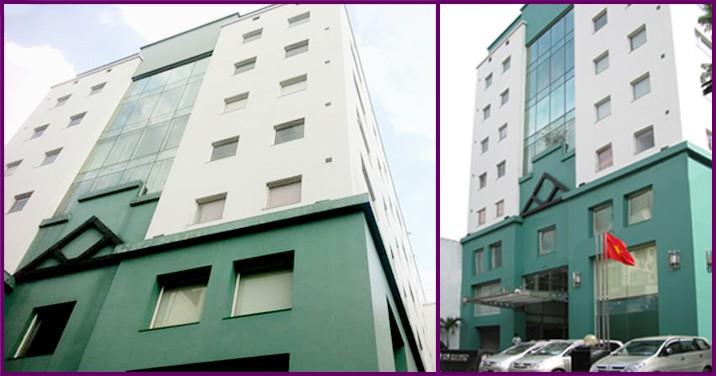 Kết Cấu Chuẩn Văn Phòng Hạng C Dự Án Bất Động Sản Thiên Sơn Building
