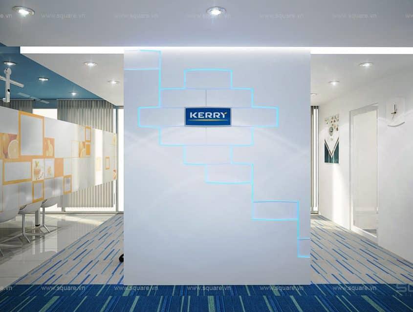 Thiết kế – Thi công văn phòng Kerry