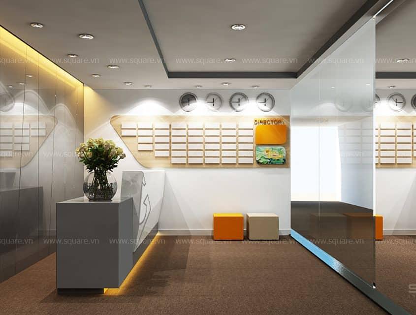 Thiết kế – Thi công Văn phòng G Office