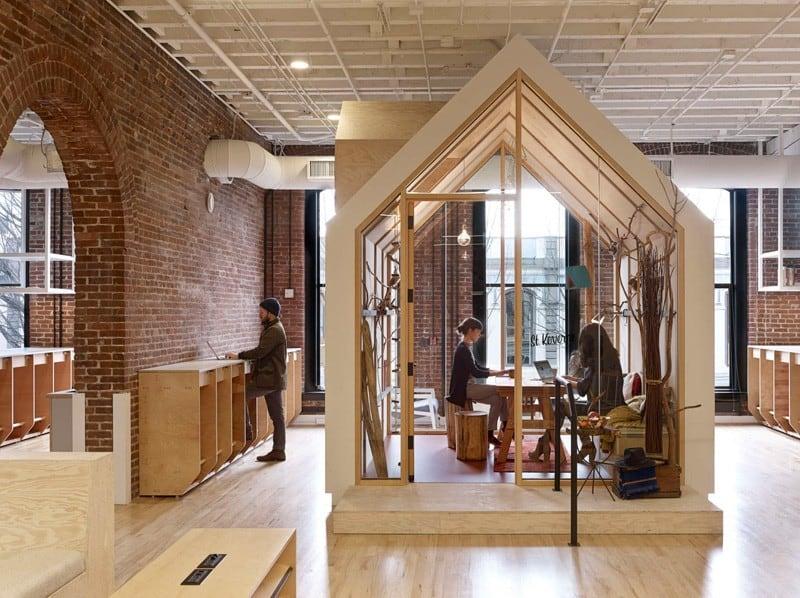 Văn Phòng Airbnb ở Portland Mời Bạn Đến Mọi Nơi