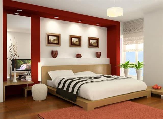 Những điều cấm kỵ trong thiết kế phòng ngủ theo phong thủy