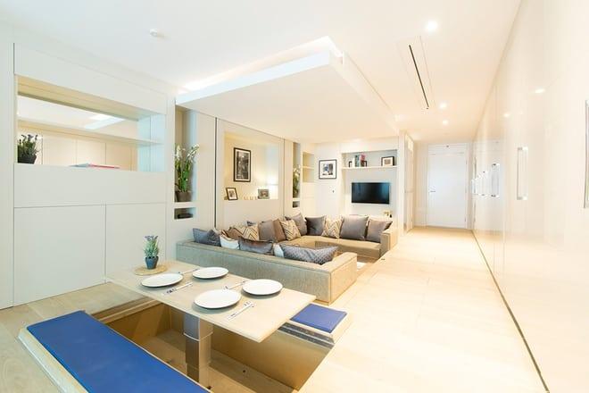 trang trí nội thất căn hộ chung cư