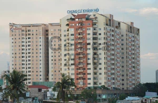 Dự Án Bất Động Sản Khánh Hội 1 Building