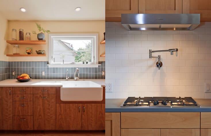 Những Kiểu Thiết Kế Nội Thất Bằng Backsplash Đầy Sáng Tạo Cho Căn Bếp Nhà Bạn – Phần 1