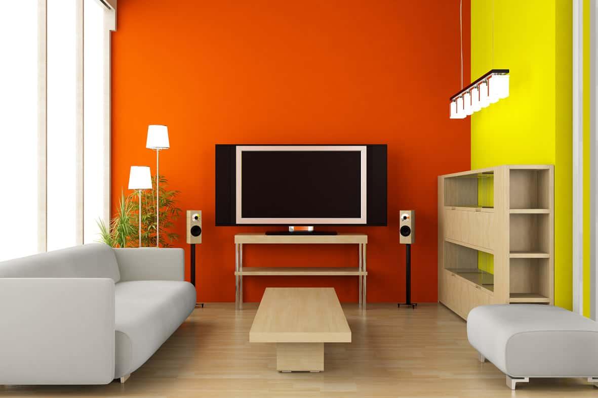 Điều bạn cần biết khi tự sơn trang trí nội thất cho ngôi nhà của mình