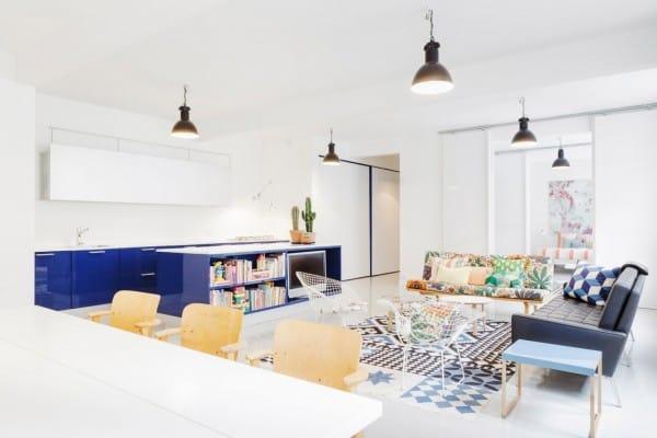 Hướng dẫn trang trí nội thất cho phòng khách hiện đại phần 2