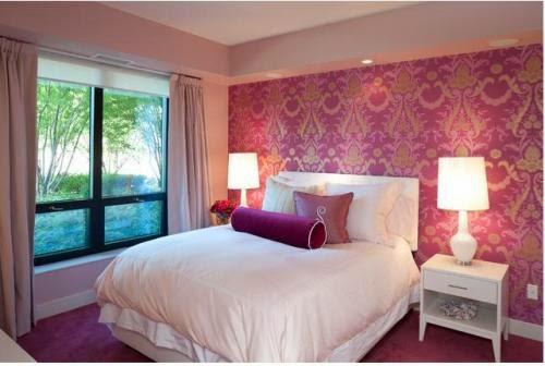 Những Màu Sắc Lãng Mạn Cho Nội Thất Phòng Ngủ