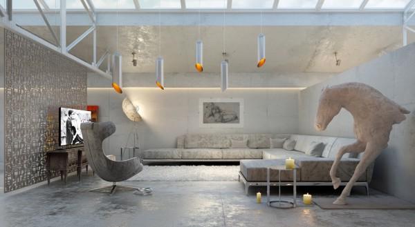 21 Kiểu Thiết Kế Phòng Khách Với Ghế Sofa Cho Nội Thất Nhà Ở | Phần 3