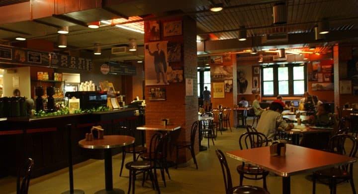 Các mẫu thiết kế nội thất cafe đẹp trên thế giới - P1