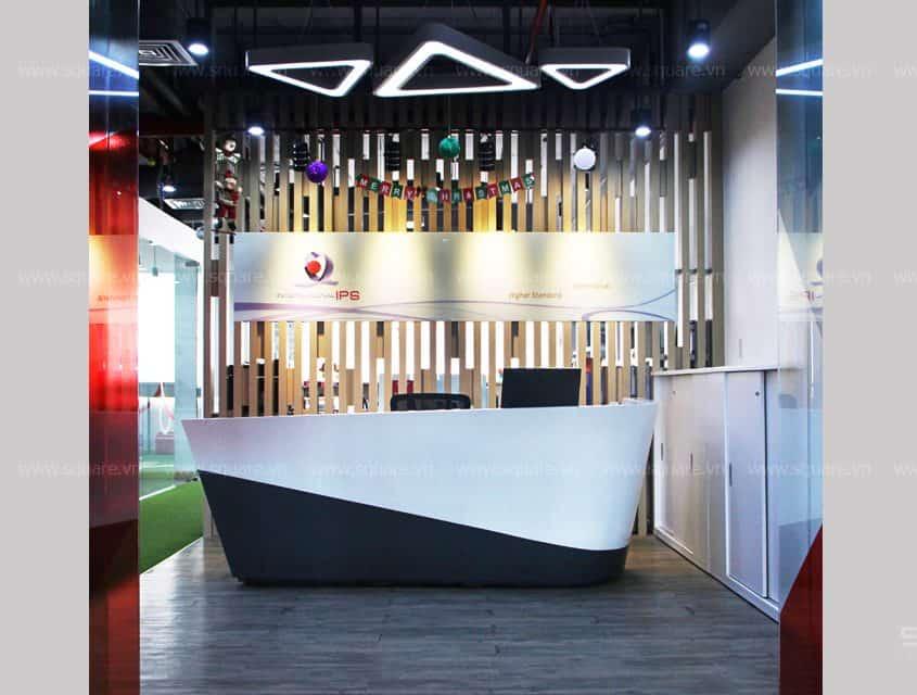 Thiết kế – Thi công Văn phòng công ty IPS