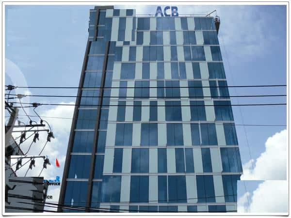 Dự Án Bất Động Sản Cao Ốc Văn Phòng ACB Building