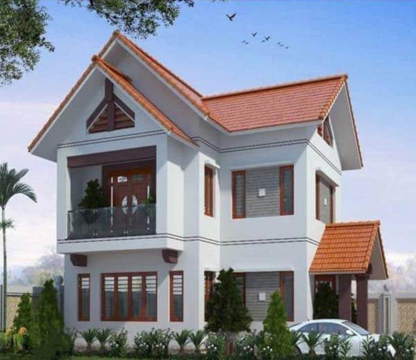 Đây là một kiểu dáng nhà đem lại sự thoáng đãng và thoải mái cho người sử dụng.
