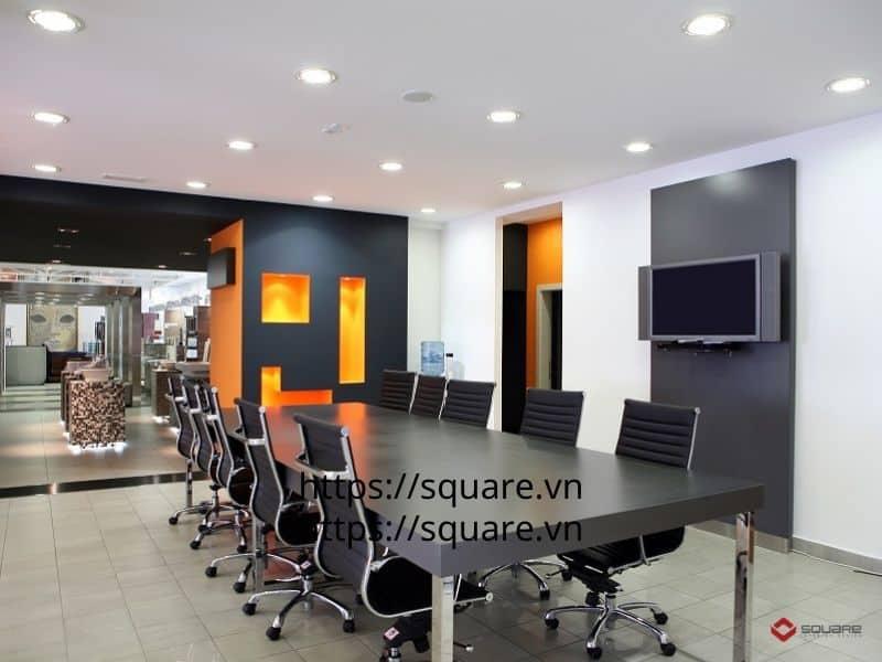 Công ty tư vấn thiết kế thi công nội thất văn phòng Square