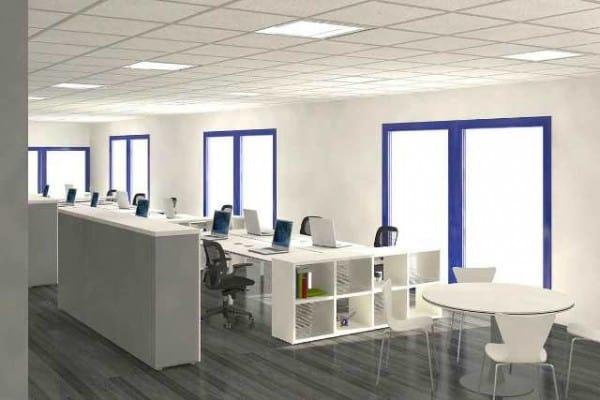 TOP 5 mẫu thiết kế văn phòng cho công ty nhỏ đẹp