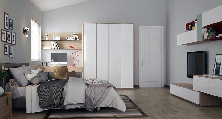 Xu hướng thiết kế phòng ngủ đẹp giành cho bạn