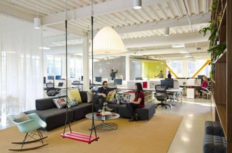 9 Mẫu văn phòng hiện đại nhất hiện nay