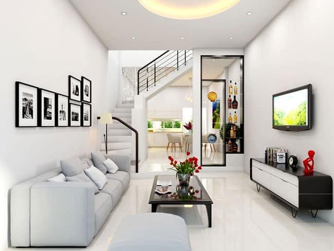 Xu hướng thiết kế nội thất phòng khách 2015 - Phần 1
