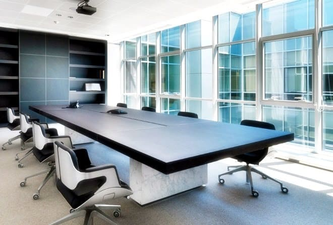 Xu hướng thiết kế nội thất văn phòng cao cấp cho doanh nghiệp hiện đại