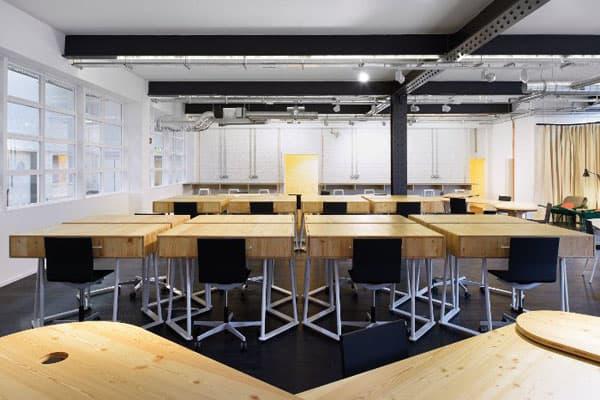 Xu hướng thiết kế nội thất văn phòng hiện đại 2019