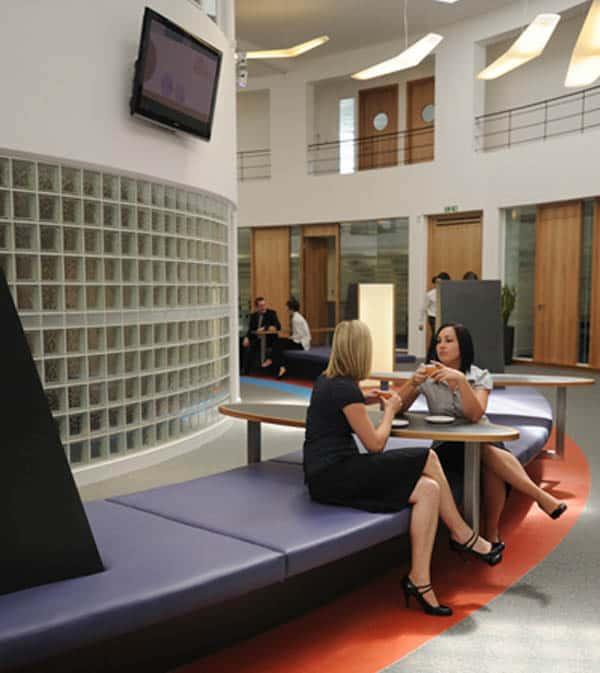 Xu hướng thiết kế nội thất văn phòng hiện đại & linh hoạt