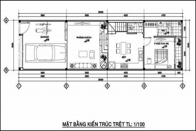 Những Mẫu Thiết Kế Nhà 2 Tầng 100m2 Đẹp Và Sang Trọng