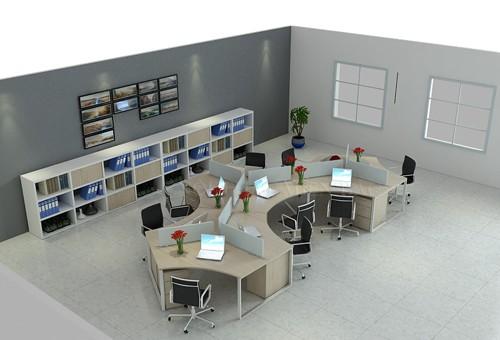 TOP 5 mẫu thiết kế cho văn phòng làm việc hiện đại