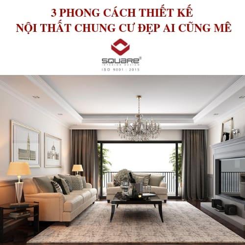 8 Cách thiết kế nội thất chung cư đẹp mê li
