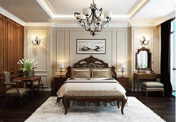 5 lưu ý khi thiết kế xây dựng phòng ngủ theo phong thủy