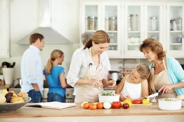 Hướng Bếp Là Như Thế Nào? Quy Tắc Đặt Bếp Đúng Phong Thủy