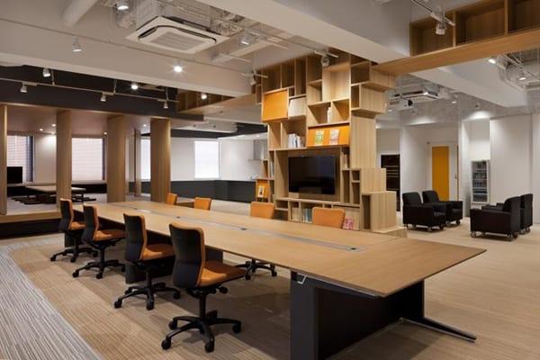 Bí quyết thiết kế nội thất văn phòng làm việc để tăng hiệu quả