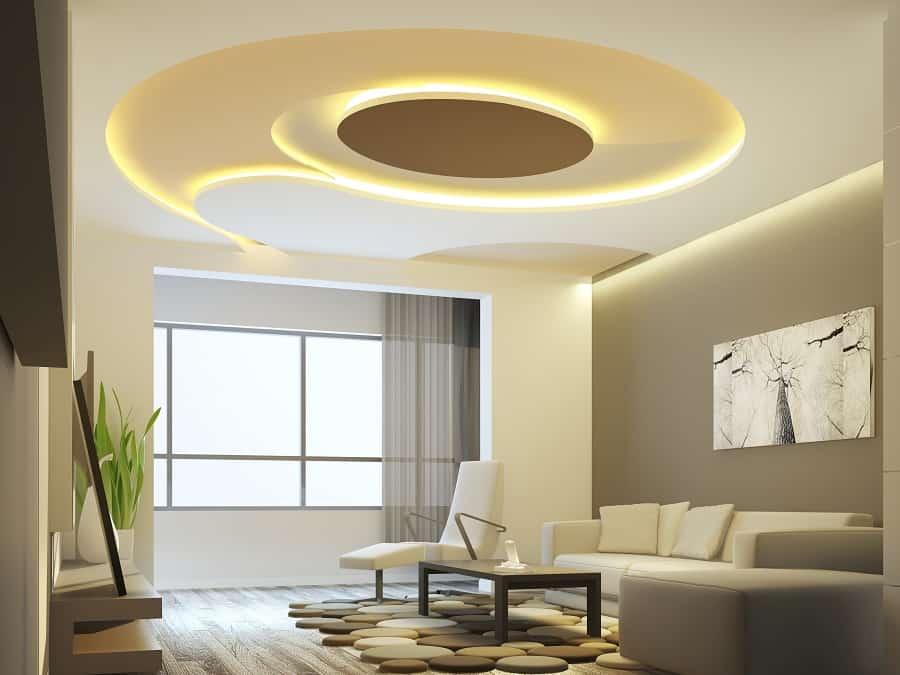 Bí quyết thiết kế trần nhà đẹp cho bạn