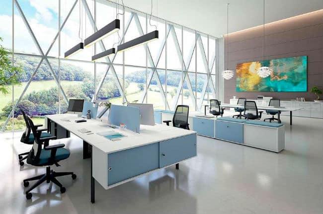 Cách Lựa Chọn Màu Sắc Trong Thiết Kế Văn Phòng