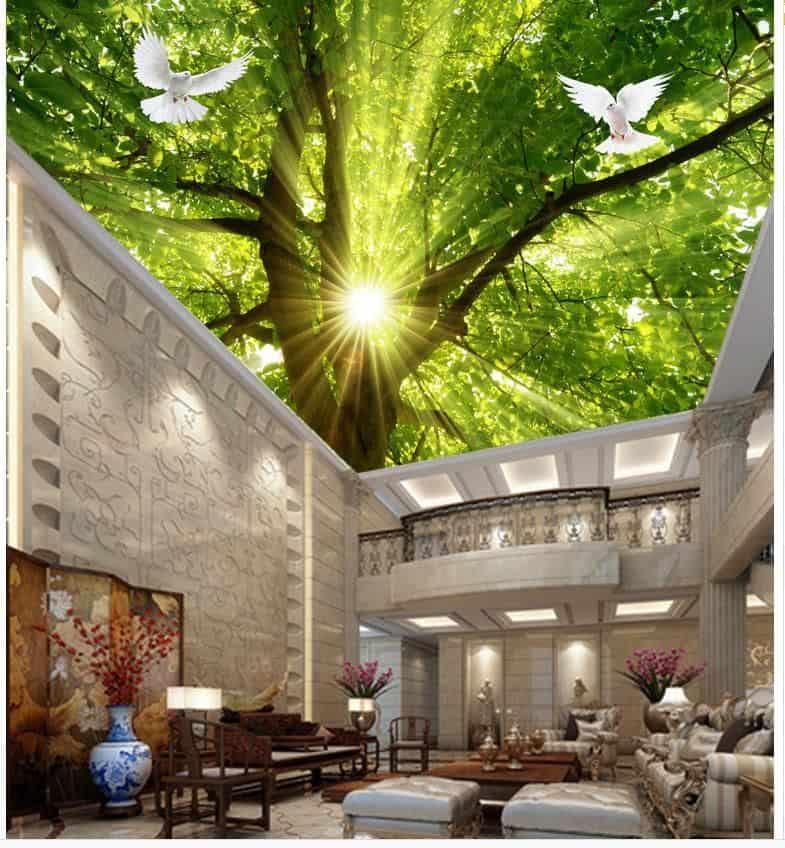 Thiết kế kiến trúc siêu tưởng đến từ tương lai